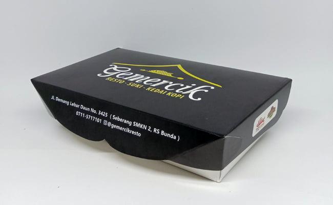 Kotak Kemasan Makanan