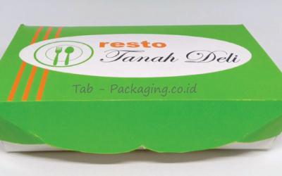 Produsen Packaging Makanan Berkualitas dan Terpercaya